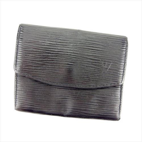 brand new 9fe37 1b950 ルイ ヴィトン Louis Vuitton コインケース 小銭入れ レディース メンズ エピ 【中古】 D1870|au Wowma!(ワウマ)