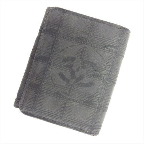 a68cd05c4b75 シャネル CHANEL 三つ折り 財布 小物 財布 サイフ 二つ折り 財布 小物 レディース メンズ 可 ニュー