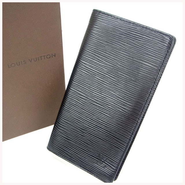 new arrival 2f420 31308 ルイ ヴィトン Louis Vuitton 二つ折り長財布 財布 小物 サイフ レディース エピ 【中古】 D948|au Wowma!(ワウマ)