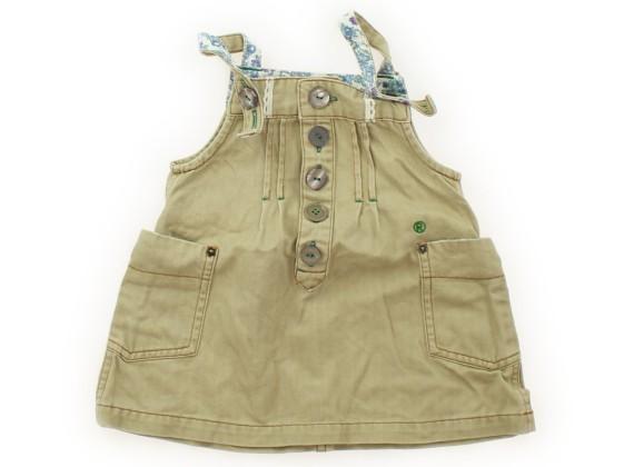 decdec02dc439  ラグマート RagMart ジャンパースカート 80サイズ 女の子 USED子供服・ベビー服