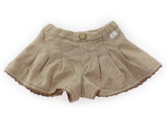 951a5ff2fcabe  メゾピアノ mezzopiano キュロット 100サイズ 女の子 USED子供服・ベビー服