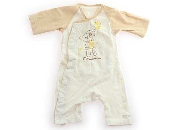 14ae58cd4d243  コンビミニ Combimini カバーオール 50サイズ 女の子 USED子供服・ベビー服