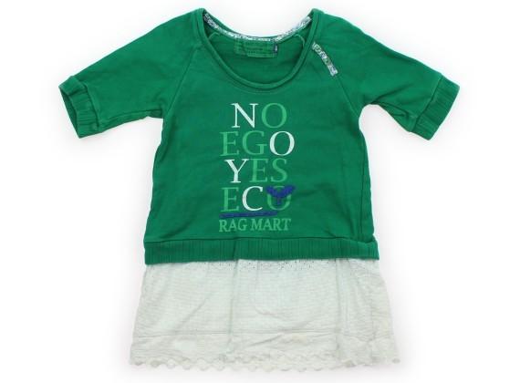 57493012ab316  ラグマート RagMart チュニック 110サイズ 女の子 USED子供服・ベビー服