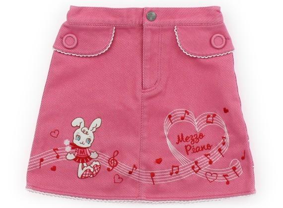 06fea4743f296  メゾピアノ mezzopiano スカート 110サイズ 女の子 USED子供服・ベビー服