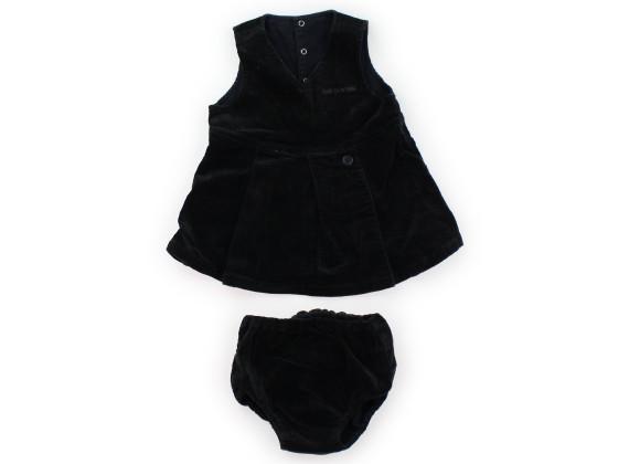 8a23e25251c04  コムサデモード COMMECADUMODE ジャンパースカート 80サイズ 女の子 USED子供服・ベビー服