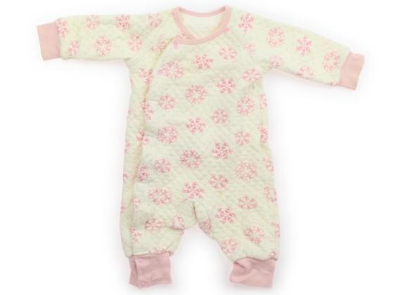 afd3b6d38110f  コンビミニ Combimini カバーオール 70サイズ 女の子 USED子供服・ベビー服
