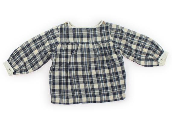 5f911bb4ea1f5 シップス SHIPS シャツ・ブラウス 80サイズ 女の子 USED子供服 ...