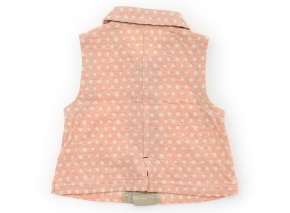 bcd50ba11fc50 ラグマート RagMart ベスト 80サイズ 女の子 USED子供服・ベビー服 ...
