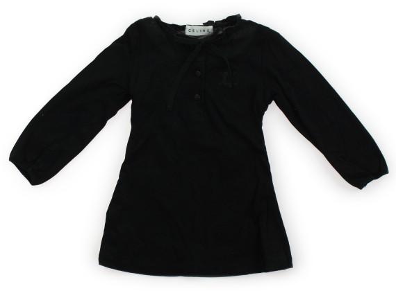 6f994fa2f77d0 セリーヌ CELINE ワンピース 90サイズ 女の子 USED子供服・ベビー服 ...