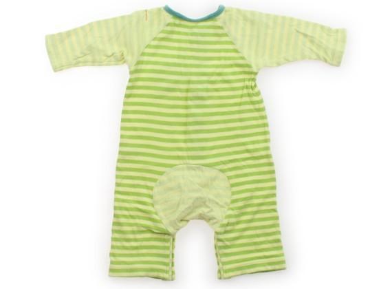 3a2e78e6f1df5 コンビミニ Combimini カバーオール 60サイズ USED子供服・ベビー服 ...