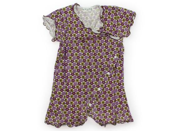 c9d1811ec4a16 セリーヌ CELINE カバーオール 80サイズ 女の子 USED子供服・ベビー服 ...