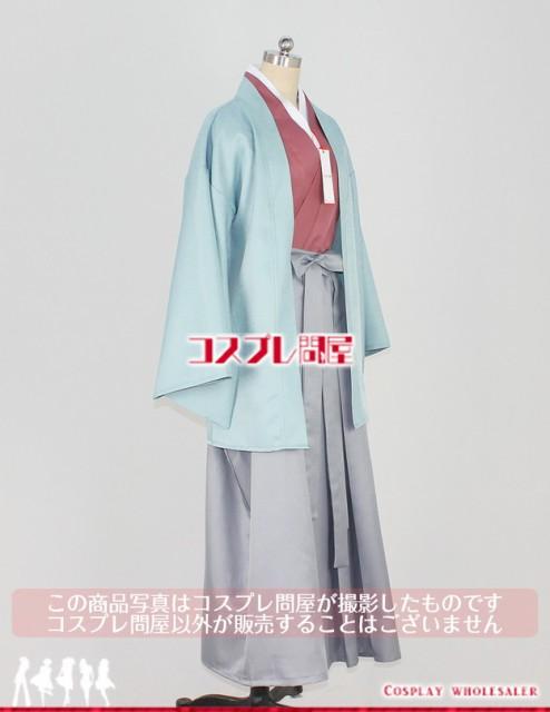 【コスプレ問屋】銀魂★沖田総悟 私服☆コスプレ衣装