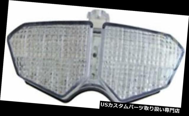 大人の上質  バイク テールライト 高度な照明デザインTL-0008-Q-S統合テールライトスモーク Advanced Lighting Designs TL-0008-Q-S Integrated Tail, ホームステイのおみやげ専門店 1a3dabf0