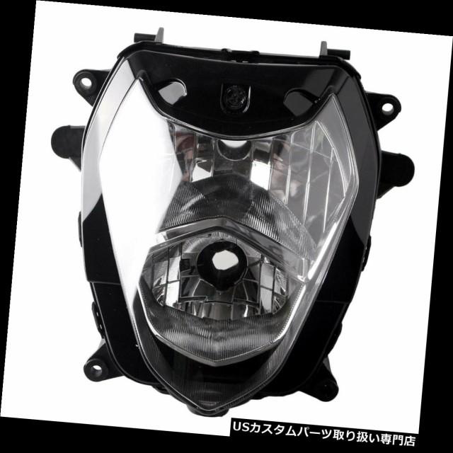 送料無料 バイク ヘッドライト スズキGSXR 1000 2003 2004 K3用フロントヘッドライトヘッドランプクリアフロントランプ Front Head Light Head L, 九谷陶芸 北山堂 23581d15