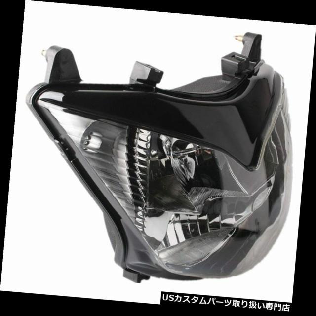 【日本限定モデル】 バイク ヘッドライト ヘッドライトフィットスズキGSF650 05 06 07 08 GSF1250 2007-2010 09 GSF1250S 07-08 Headlight Fits Suzuki GSF, 花助 49606e97