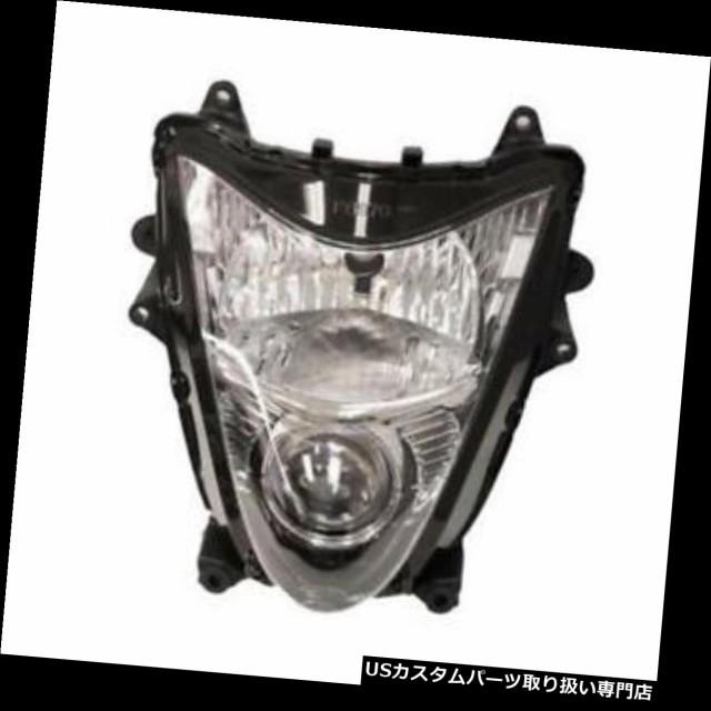 日本製 バイク ヘッドライト ヤナシキHL1201-5ヘッドライトアセンブリ Yana Shiki HL1201-5 Headlight Assembly, ヤクノチョウ b4fd793b