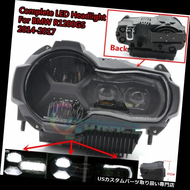 当店だけの限定モデル バイク ヘッドライト 14-17 BMW R1200GS ADV K50用エンジェルアイ付きLEDヘッドライトコンプリートヘッドライト, ハンドメイドだっこひもtacmamy 569d8c6d
