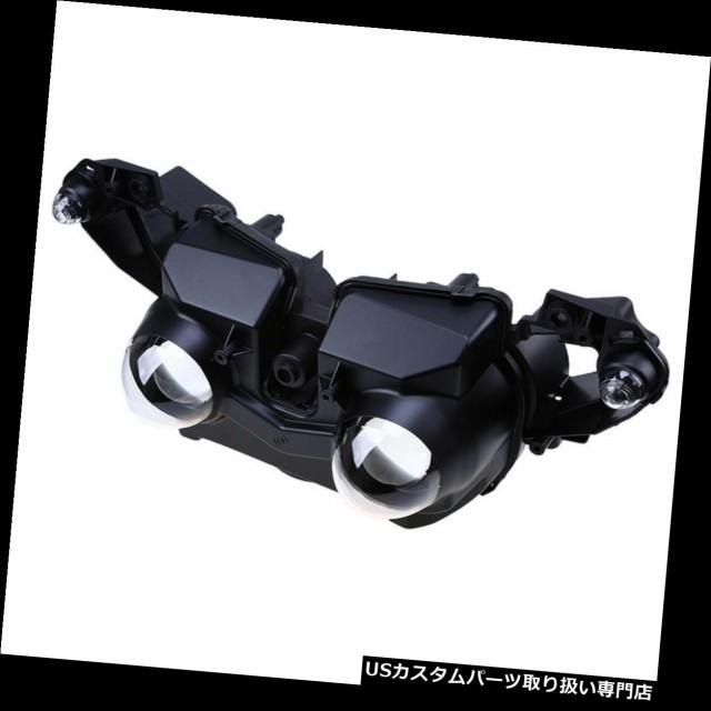 【WEB限定】 バイク ヘッドライト ヘッドライト用Yamaha YZF R1 2009 -2011 2010 11フロントアセンブリヘッドランプバイク For Headlight Yamaha YZ, カミノセキチョウ 804446a2