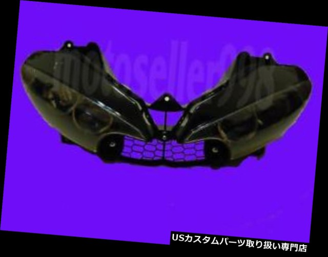 【人気商品】 バイク ヘッドライト ヘッドライトヘッドライトYamaha YZF 600 R6 2003-2005 Headlight Head light Yamaha YZF 600 R6 2003-2005, selfish 57571211