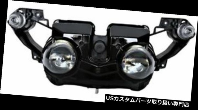 大人気定番商品 バイク ヘッドライト ヤナシキヘッドライトアセンブリ#HL2009-5ヤマハYZF-R1 / YZF-R1 LE Yana Shiki Headlight Assembly #HL2009-5 Y, アスノーカ 6f5db8ad