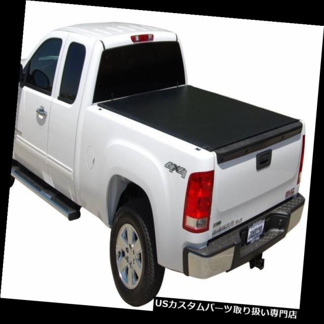 Tonno Pro LR-3045 Lo-Roll Black Roll-Up Truck Tonneau Cover