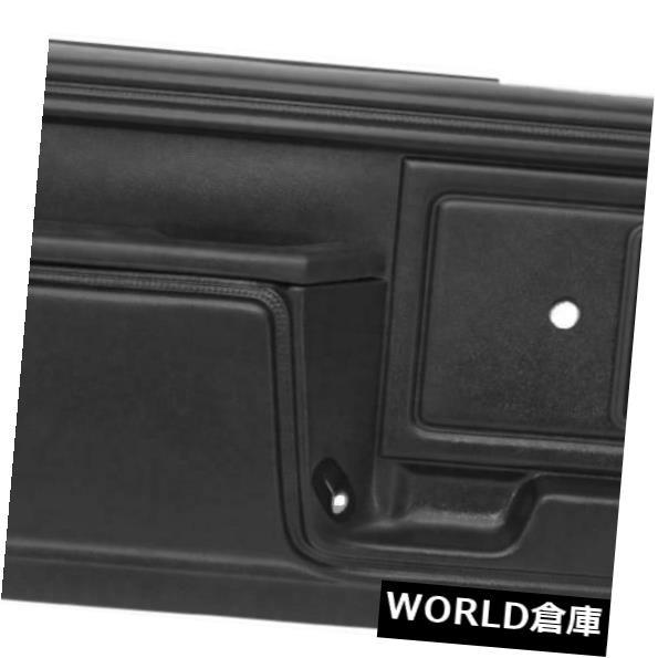 人気激安 1980-1986フォードP.レッドパワーロック用の室内ドアパネルキャップカバースキンオーバーレイ, SSペイント cb8dcb37