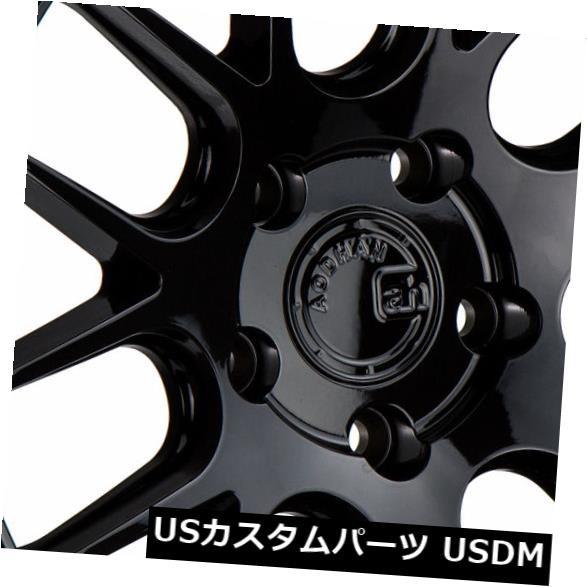 100%安い ホイール 4本セット 18x10.5 AodHan DS06 5x114.3 +22グロスブラックホイール(4個セット) 18x10.5, INDOOR ce574020