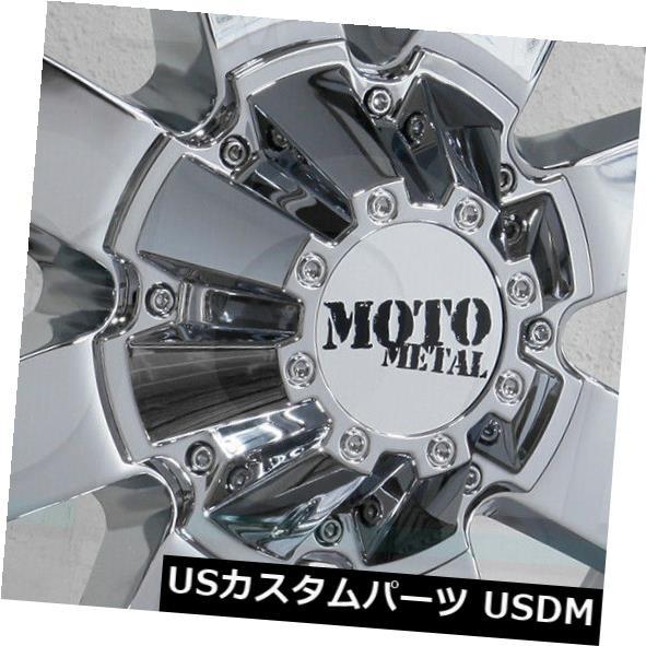 新品入荷 ホイール 4本セット 20x12 Moto Metal MO962 8x180 -44クロームホイールリムセット(4) 20x12 Mot, 若林区 37328e57
