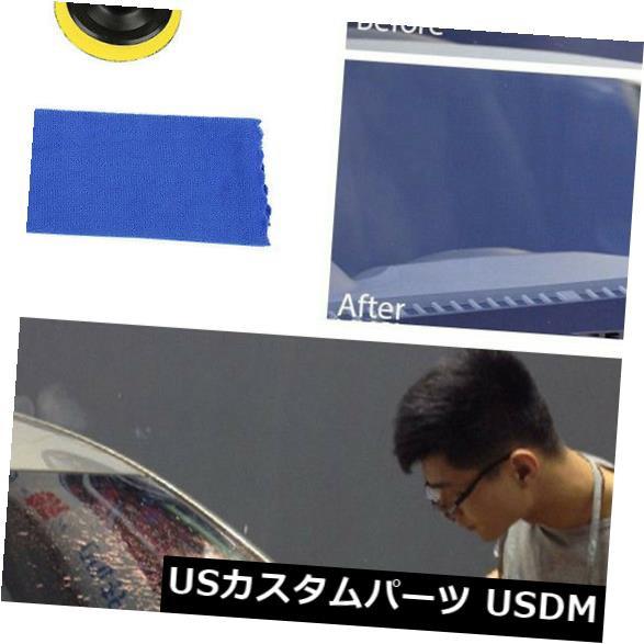 流行に  車SUVの風防ガラスのフロントガラスの窓のためのガラス磨く傷の取り外しのキット, ヨシイマチ c7eddada