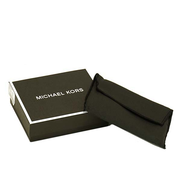 buy popular df66b b7446 マイケルコース 財布 二つ折り財布 MICHAEL KORS BRYANT 39S7TYTF3U WALLET WITH COIN 1 BLACK   比較参照価格31,000 円 au Wowma!(ワウマ)