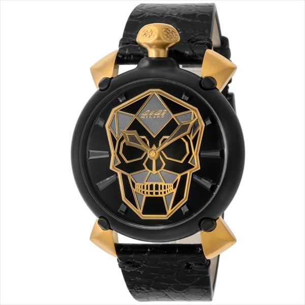 特価ブランド ガガミラノ 腕時計 GAGA MILANO 6314.01S-BLK GAG-631401S-BLK BLK 比較対照価格273,240 円, 仏壇 仏具 数珠 極楽堂 3686fdee