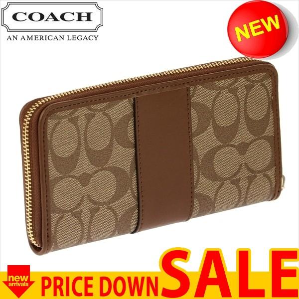 brand new cd07c 848f1 コーチ 財布 長財布 COACH F54630 比較対照価格 33,480 円|au Wowma!(ワウマ)
