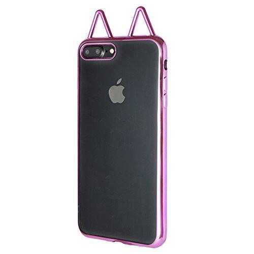 (CINC SHOP)猫耳 iPhoneケース サイドメタリック TPUケース 全 ...
