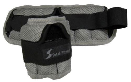 トータルフィットネス(TotalFitness) アジャスタブルアンクル3kg  STW087