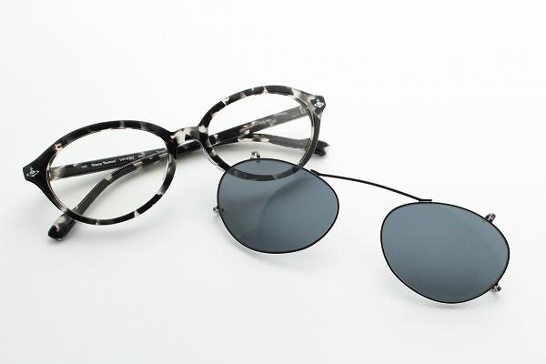 ■新品■ヴィヴィアンウエストウッド 9707-WD サングラス UV モチーフ 眼鏡 バッグ めがね オーブ