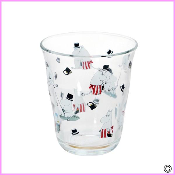 ムーミングッズ|北欧|食器|MOOMIN ムーミン ガラス タンブラー ムーミンパパ・ムーミンママの通販はWowma!(ワウマ) ,  雑貨屋フリー|商品ロットナンバー: