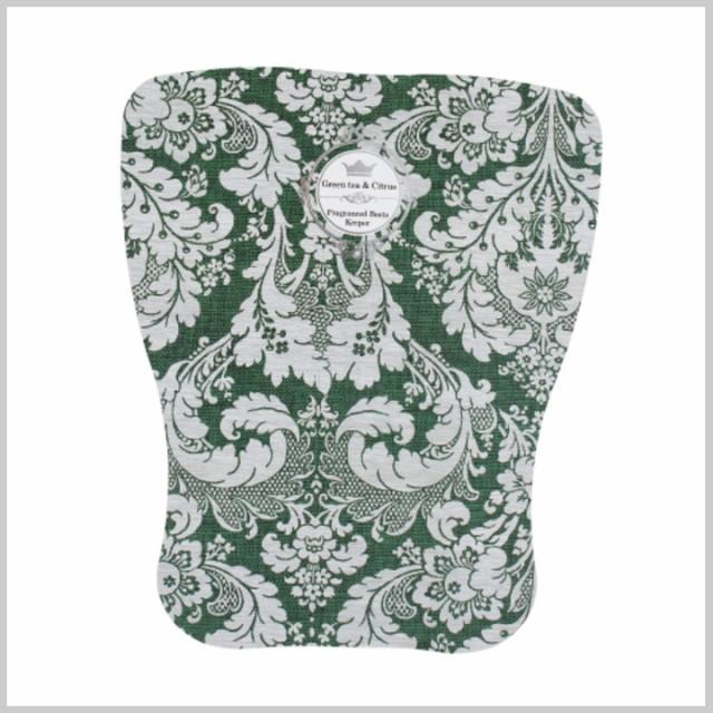 ブーツキーパー かわいい ロング 収納 消臭 フレグランス 香水 フレグランスブーツキーパー Green tea&Citrus