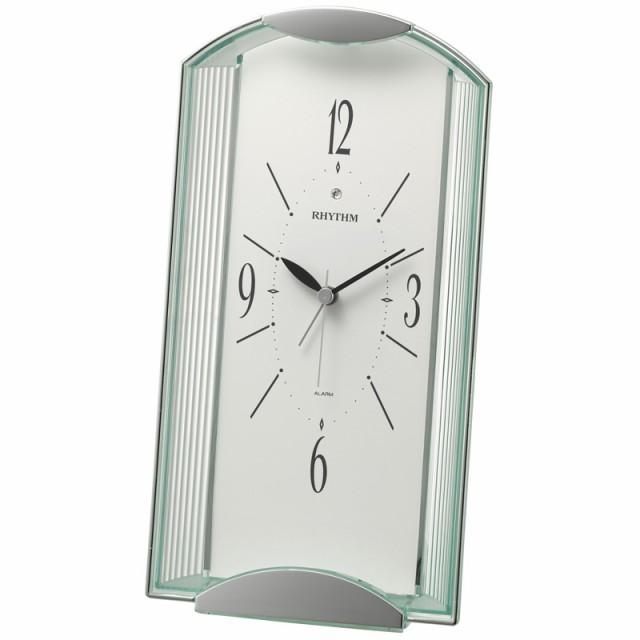 ギフトは: クオーツ置時計