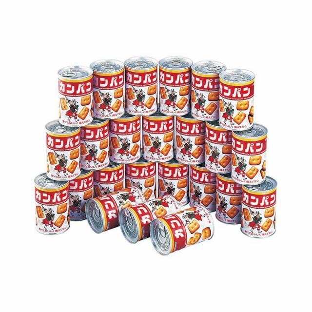 ギフトは: 缶入カンパン