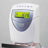アマノ タイムレコーダー MX-300 1ダイ