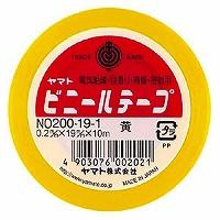 ヤマト ビニールテープ キ NO200-19-1 30カン