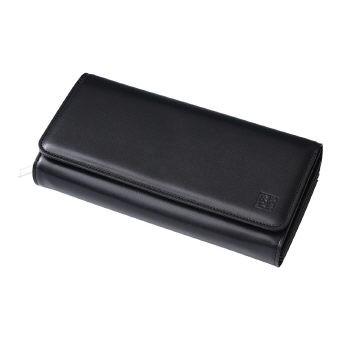 販促は: 日本製牛革ジャバラ財布