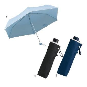 販促は: 耐風式軽量ミニ傘