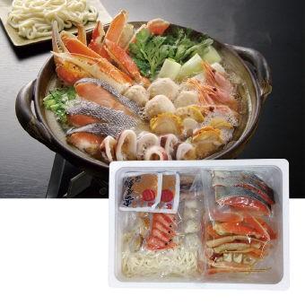 北海道 オホーツク海鮮鍋 0080067