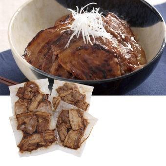 帯広・江戸屋のこだわり豚丼の具 (4食) 8656