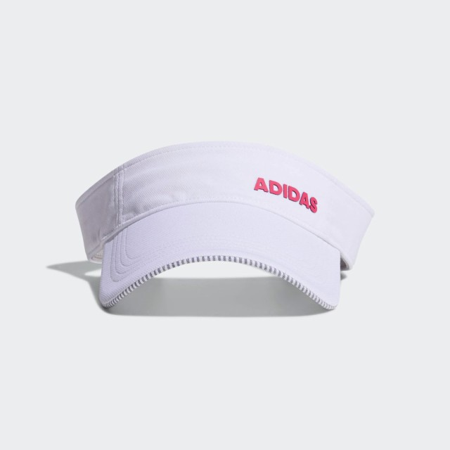 【返品可】【公式】アディダス adidas adicross ロゴバイザー 【ゴルフ】 レディース ゴルフ アクセサリー 帽子 サンバイザー