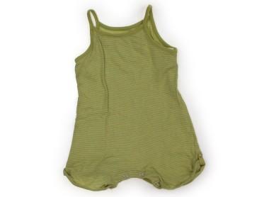 b2ac8f14e8346  プチバトー PETIT BATEAU ロンパース 60サイズ 女の子 USED子供服・ベビー服