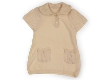 4c56f6bf53b76 コムサイズム COMME CA ISM ワンピース 80サイズ 女の子 USED子供服 ...