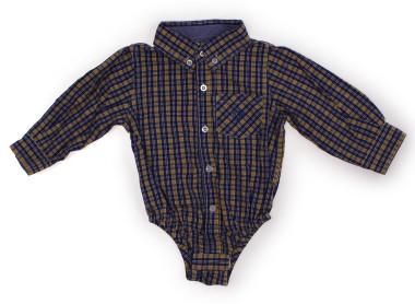 fbd9867f9d7b4 海外輸入ブランド Import ロンパース 80サイズ 男の子 USED子供服 ...
