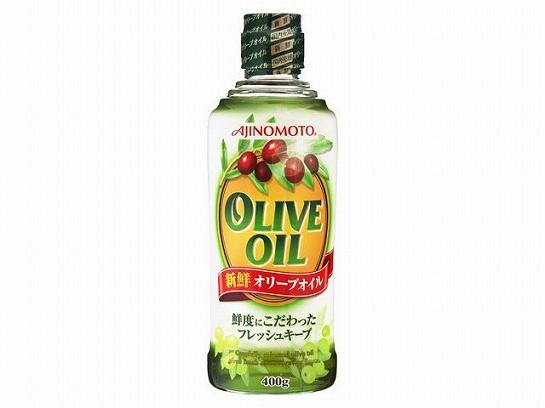 味の素  オリーブオイル 瓶 400g x12 4902590852532